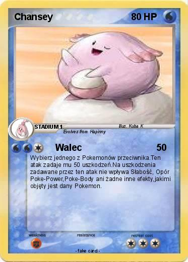 Pokemon Chansey